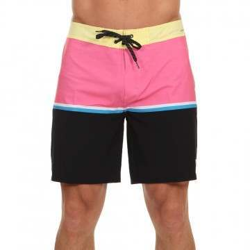 Quiksilver Highline Division Boardshorts Yellow