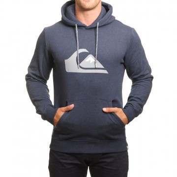 Quiksilver Big Logo Hoody Navy Blazer