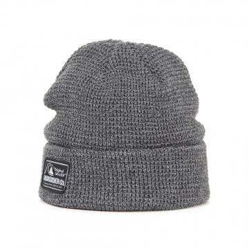 Quiksilver Local Patch Beanie Med Grey
