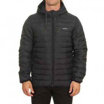 Quiksilver Scaly Hood Jacket Black