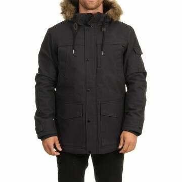 Quiksilver Storm Drop 5K Jacket Black