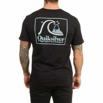 Quiksilver Beach Tones Tee Black