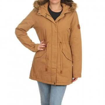 Roxy Sun Goes Down Jacket Chipmunk
