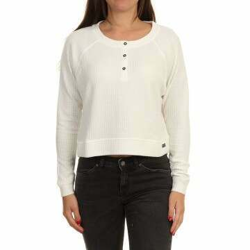 Roxy Take It Home Sweater Snow White