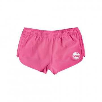 Roxy Girls Basic Sporty Boardshorts Pink