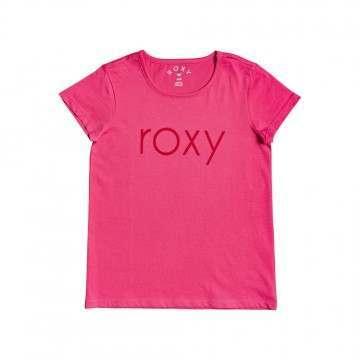 Roxy Girls Endless Music Flock Tee Pink