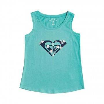 Roxy Girls There Is Life Print Top Canton