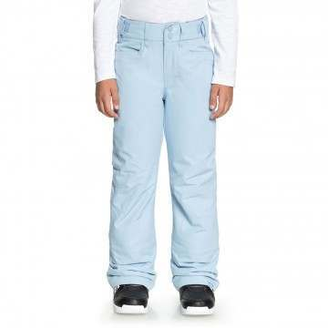 Roxy Girls Backyard Snow Pants Powder Blue