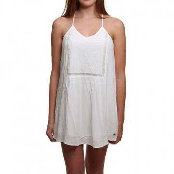 Roxy Prism Pattern Dress Marshmellow