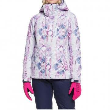Roxy Jetty Snow Jacket Medieval Blue