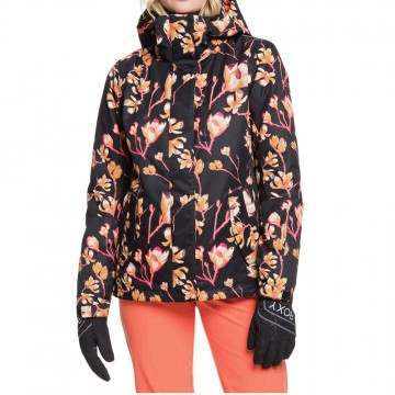 Roxy Torah Bright Jetty Snow Jacket Black
