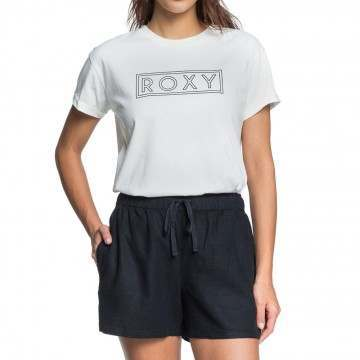 Roxy Love Square Shorts Anthracite