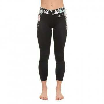 Roxy Take Me To The Beach Leggings Black Story