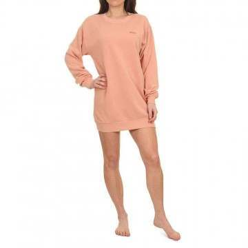 Roxy Secret Break Jumper Dress Caf