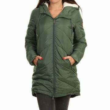 Roxy Storm Warning Jacket Cilantro