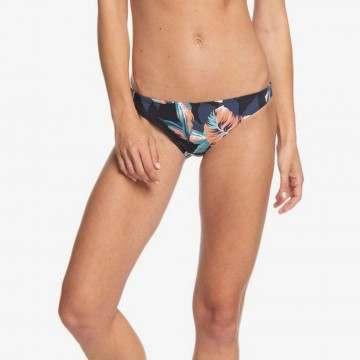 Roxy Beach Classics Moderate Bikini Bottoms Trop