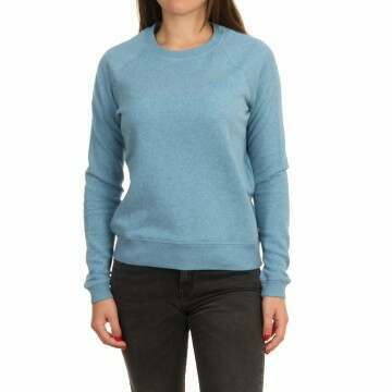 Roxy Stay Together Sweatshirt Blue Haven Heather