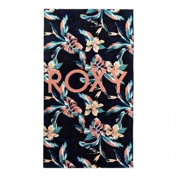 Roxy Cold Water Print Beach Towel Tropicoco