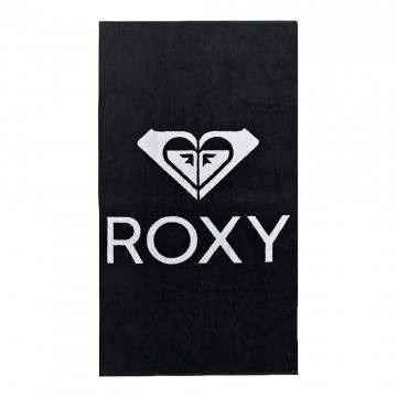Roxy Under The Lights Beach Towel Anthracite