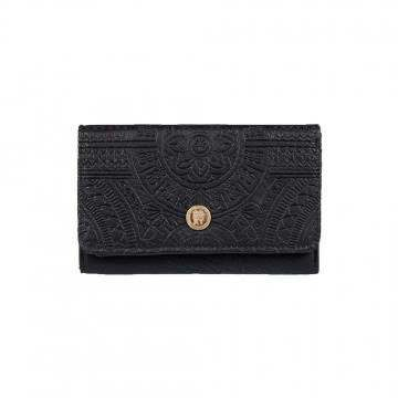 Roxy Crazy Diamond Wallet Black
