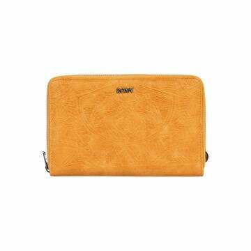 Roxy Back In Brooklyn Wallet Brown
