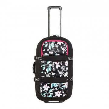 Roxy In The Clouds Neoprene Luggage Black Story