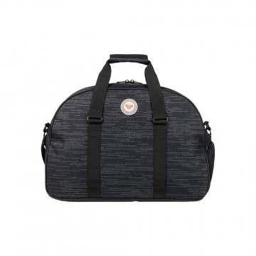 Roxy Feel Happy Duffle Bag True Black