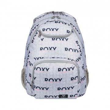 Roxy Shadow Swell Backpack Heritage Heather