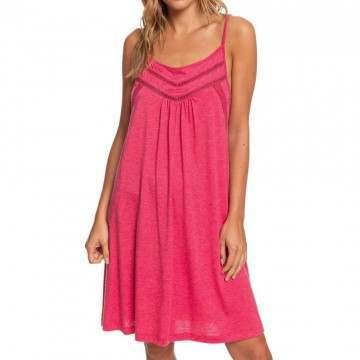 Roxy Rare Feeling Dress Cerise