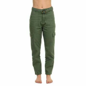 Roxy Sense Yourself Trousers Cilantro