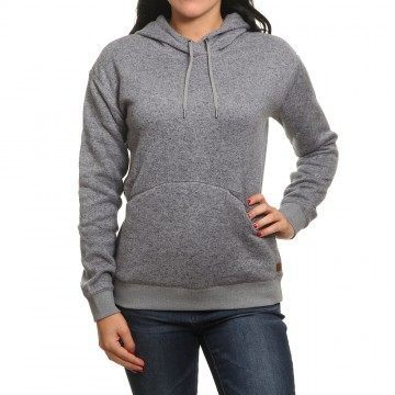 Roxy Road Tripping Hoody Charcoal Heather