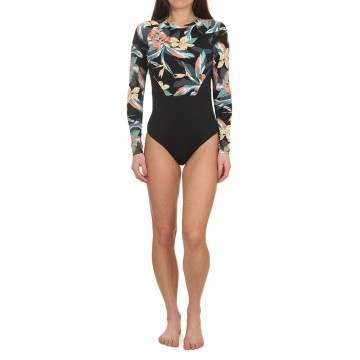 Roxy LS Fashion One Piece Tropicoco