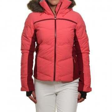 Roxy Snowstorm Snow Jacket Teaberry