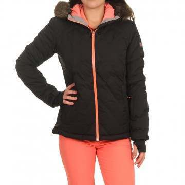 Roxy Breeze Snow Jacket True Black