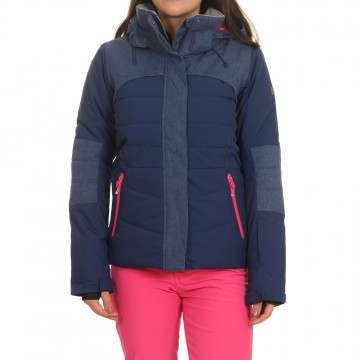 Roxy Dakota Snow Jacket Medieval Blue