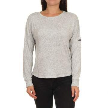 Roxy Holiday Everyday Crew Heritage Heather