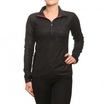 Roxy Cascade Fleece True Black