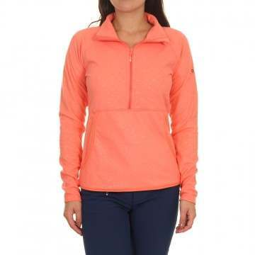 Roxy Cascade Fleece Coral