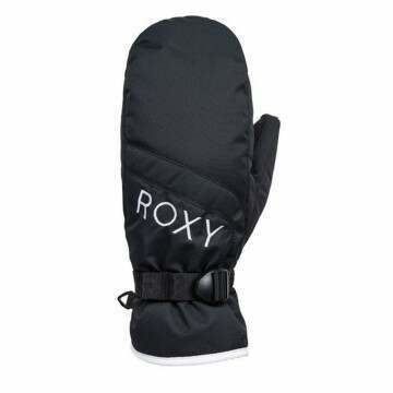 Roxy Jetty Solid Snow Mitt True Black