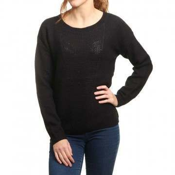 Roxy Deserve Good Things Jumper Anthracite