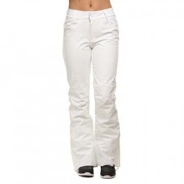 Roxy Creek Snow Pants Bright White