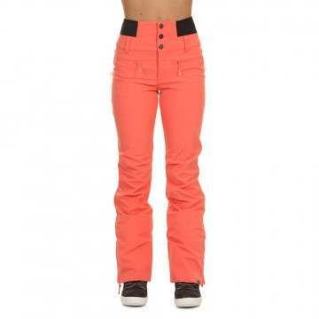 Roxy Rising High Snow Pant Living Coral