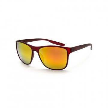 Bloc Cruise 2 Sunglasses Crystal Red/Red Mirror