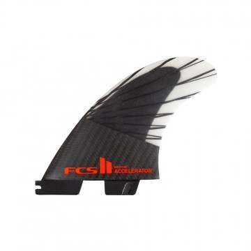 FCS 2 Accelerator PC Carbon Medium Surfboard Fins