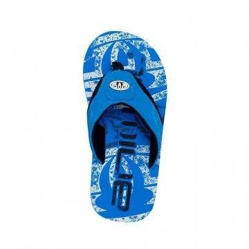 Animal Boys Jekyl Logo Sandals Medi Blue