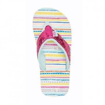 Animal Girls Swish Glitz Sandals Multi