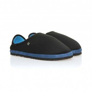 Animal Eazy Slippers Black
