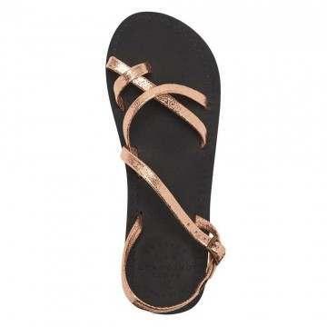 Animal Riya Sandals Black