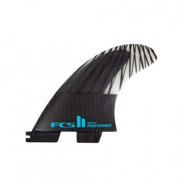 FCS 2 Performer Performance Core Carbon Large Fins