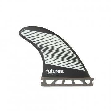 Futures F4 Legacy Small 5 Fin Surfboard Fins